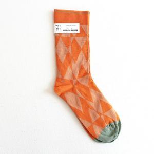 Bonne Maison ボンヌメゾン コットンソックス Clair de Lune CL6-01 レディース 靴下|shoesgallery-hana