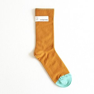 Bonne Maison ボンヌメゾン コットンソックス Les Unies UN1-20 レディース 靴下|shoesgallery-hana