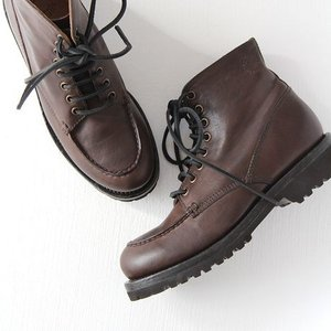BUTTERO(ブッテロ) Uチップレースアップブーツ CANALONE B4964 PE-CUS (レディース)|shoesgallery-hana