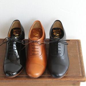 chausser ショセ レースアップシューズ C-2034 レディース 靴 shoesgallery-hana
