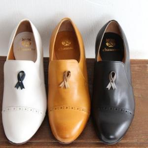 chausser ショセ キャップトゥ スリッポンシューズ C-2174 レディース 靴 shoesgallery-hana
