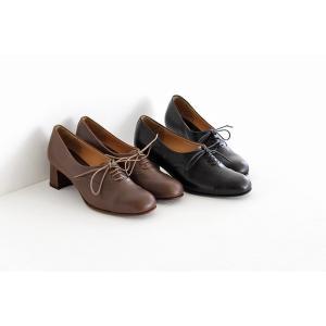 chausser ショセ レースアップパンプス C-2185  レディース 靴 shoesgallery-hana 02