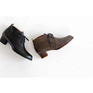 chausser ショセ レースアップブーツ C-2278 レディース 靴|shoesgallery-hana|03