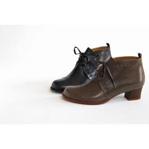 chausser ショセ レースアップブーツ C-2278 レディース 靴|shoesgallery-hana|04