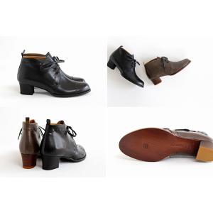 chausser ショセ レースアップブーツ C-2278 レディース 靴|shoesgallery-hana|09