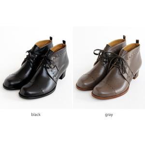 chausser ショセ レースアップブーツ C-2278 レディース 靴|shoesgallery-hana|10