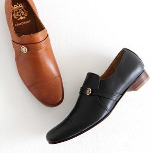 chausser ショセ スリッポンシューズ C-248 レディース 靴 shoesgallery-hana