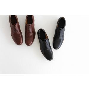 chausser ショセ キャップトゥ レースアップシューズC-721 メンズ 靴 shoesgallery-hana 03