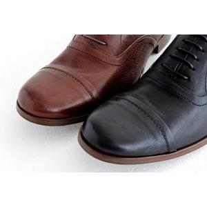 chausser ショセ キャップトゥ レースアップシューズC-721 メンズ 靴 shoesgallery-hana 05