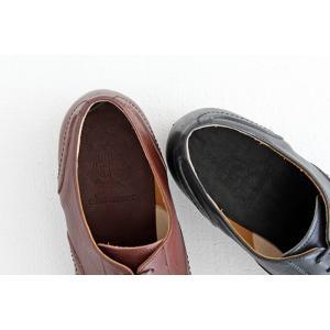 chausser ショセ キャップトゥ レースアップシューズC-721 メンズ 靴 shoesgallery-hana 08