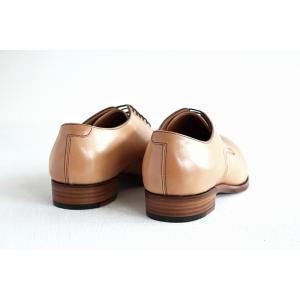 chausser ショセ ナチュラルコードバン プレーントゥ レースアップシューズ C-7930 メンズ 靴 shoesgallery-hana 07