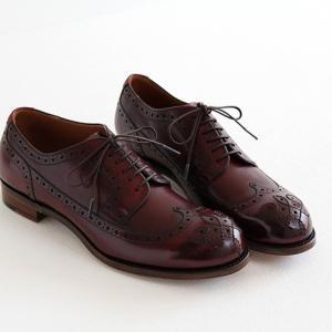 (10%OFFクーポン配布中)chausser(ショセ) ウイングチップレースアップシューズ C-795(メンズ)|shoesgallery-hana