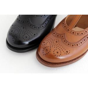 plus by chausser プリュス バイ ショセ Tストラップシューズ PC-5042 レディース 靴 shoesgallery-hana 05