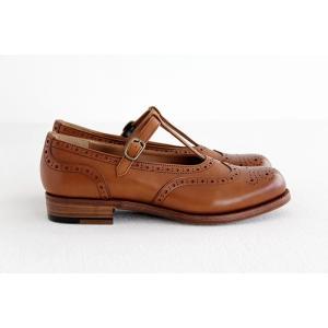 plus by chausser プリュス バイ ショセ Tストラップシューズ PC-5042 レディース 靴 shoesgallery-hana 06