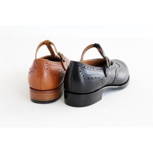 plus by chausser プリュス バイ ショセ Tストラップシューズ PC-5042 レディース 靴 shoesgallery-hana 07