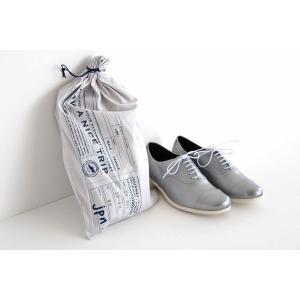 TRAVEL SHOES by chausser トラベルシューズバイショセ ストレートチップレースアップシューズ TR-001 シルバー/ホワイト レディース 靴|shoesgallery-hana|10