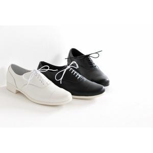TRAVEL SHOES by chausser トラベルシューズバイショセ ストレートチップレースアップシューズ TR-001 レディース 靴|shoesgallery-hana|02