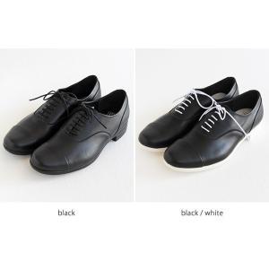 TRAVEL SHOES by chausser トラベルシューズバイショセ ストレートチップレースアップシューズ TR-001 レディース 靴|shoesgallery-hana|10