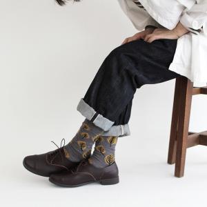 TRAVEL SHOES by chausser トラベルシューズバイショセ ストレートチップレースアップシューズ TR-001 ダークブラウン レディース 靴|shoesgallery-hana|03