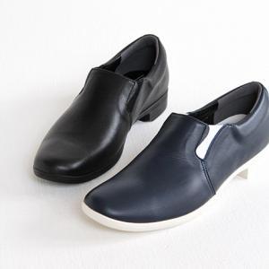 TRAVEL SHOES by chausser トラベルシューズバイショセ スリッポンシューズ TR-003 レディース 靴|shoesgallery-hana