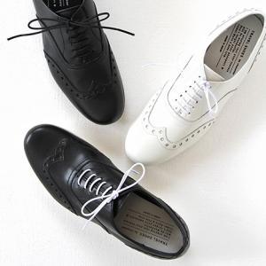 TRAVEL SHOES by chausser トラベルシューズバイショセ ウイングチップレースアップシューズ TR-004 レディース 靴|shoesgallery-hana