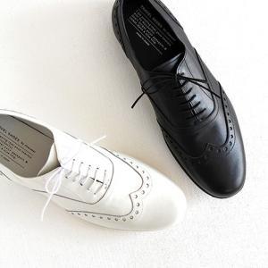 TRAVEL SHOES by chausser トラベルシューズバイショセ ウイングチップレースアップシューズ TR-004M メンズ 靴|shoesgallery-hana