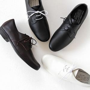 TRAVEL SHOES by chausser トラベルシューズバイショセ プレーントゥレースアップシューズ TR-008 レディース 靴|shoesgallery-hana