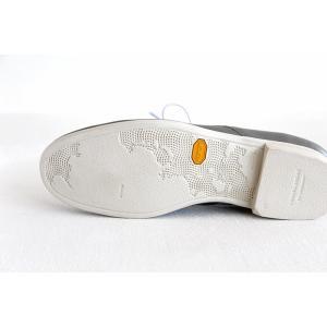 TRAVEL SHOES by chausser トラベルシューズバイショセ プレーントゥレースアップシューズ TR-008 シルバー/ホワイト レディース 靴 shoesgallery-hana 09