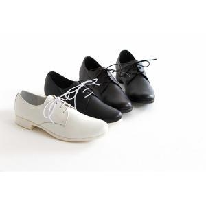 TRAVEL SHOES by chausser トラベルシューズバイショセ プレーントゥレースアップシューズ TR-008 レディース 靴|shoesgallery-hana|02