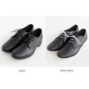 TRAVEL SHOES by chausser トラベルシューズバイショセ プレーントゥレースアップシューズ TR-008 レディース 靴|shoesgallery-hana|11