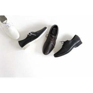 TRAVEL SHOES by chausser トラベルシューズバイショセ プレーントゥレースアップシューズ TR-008 レディース 靴|shoesgallery-hana|03