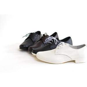 TRAVEL SHOES by chausser トラベルシューズバイショセ プレーントゥレースアップシューズ TR-008 レディース 靴|shoesgallery-hana|04