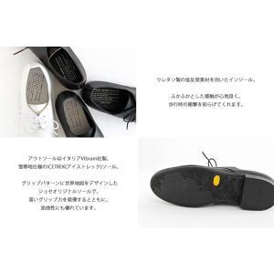 TRAVEL SHOES by chausser トラベルシューズバイショセ プレーントゥレースアップシューズ TR-008 レディース 靴|shoesgallery-hana|08