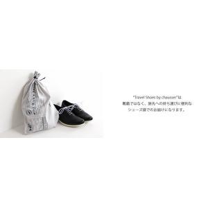 TRAVEL SHOES by chausser トラベルシューズバイショセ プレーントゥレースアップシューズ TR-008 レディース 靴|shoesgallery-hana|09