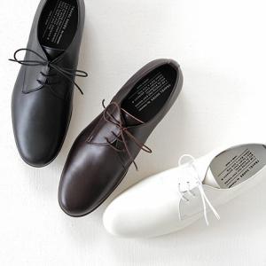 TRAVEL SHOES by chausser トラベルシューズバイショセ プレーントゥレースアップシューズ TR-008M メンズ 靴|shoesgallery-hana