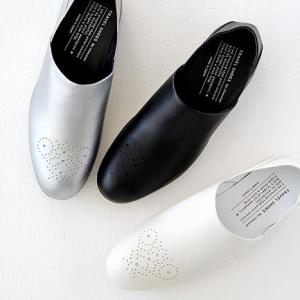 TRAVEL SHOES by chausser トラベルシューズバイショセ スリッポンシューズ TR-010 レディース 靴|shoesgallery-hana