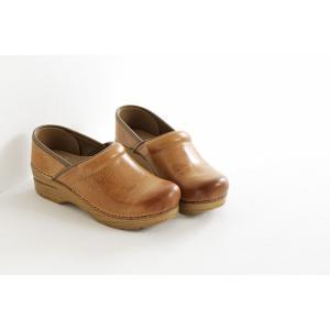 dansko ダンスコ Professional プロフェッショナル Honey Distressed ハニー レディース 靴 サボ クロッグ|shoesgallery-hana|02