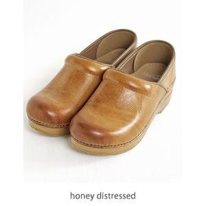 dansko ダンスコ Professional プロフェッショナル Honey Distressed ハニー レディース 靴 サボ クロッグ|shoesgallery-hana|11