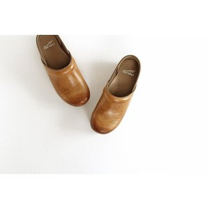 dansko ダンスコ Professional プロフェッショナル Honey Distressed ハニー レディース 靴 サボ クロッグ|shoesgallery-hana|03