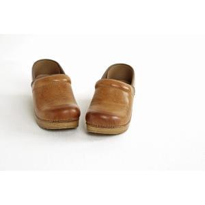 dansko ダンスコ Professional プロフェッショナル Honey Distressed ハニー レディース 靴 サボ クロッグ|shoesgallery-hana|05
