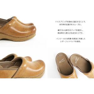 dansko ダンスコ Professional プロフェッショナル Honey Distressed ハニー レディース 靴 サボ クロッグ|shoesgallery-hana|09