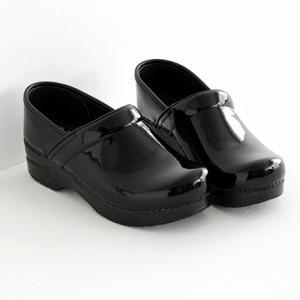 dansko ダンスコ Professional プロフェッショナル パテント レディース 靴 サボ クロッグ|shoesgallery-hana