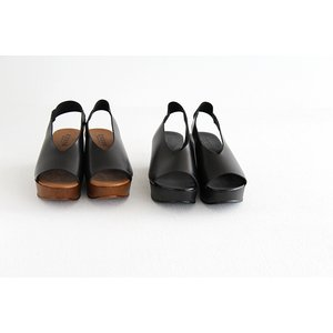 eness エネス ウェッジソール レザーサンダル No.55750V レディース 靴|shoesgallery-hana|05