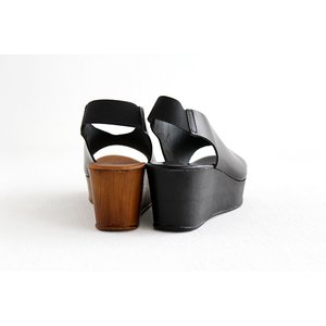 eness エネス ウェッジソール レザーサンダル No.55750V レディース 靴|shoesgallery-hana|09