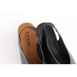 eness エネス ウェッジソール レザーサンダル No.55750V レディース 靴|shoesgallery-hana|10