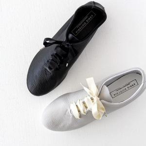 ERRIS VICTORIA エリスヴィクトリア レザースニーカー 4EYELET PUMP 019 レディース 靴|shoesgallery-hana