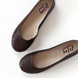 fs/ny エフエススラッシュエヌワイ バレエシューズ click Manaos レディース 靴|shoesgallery-hana