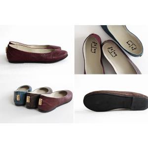 fs/ny エフエススラッシュエヌワイ バレエシューズ click Manzoni レディース 靴|shoesgallery-hana|09