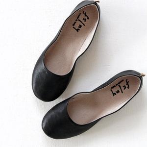 fs/ny エフエススラッシュエヌワイ バレエシューズ sloop stropicciato 靴|shoesgallery-hana