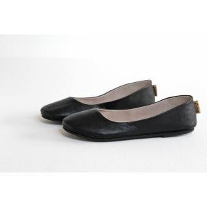 fs/ny エフエススラッシュエヌワイ バレエシューズ sloop stropicciato 靴|shoesgallery-hana|05